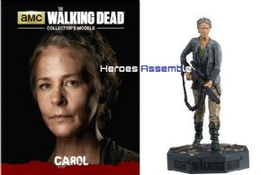 The Walking Dead Collector's Models Collection #08 Carol Eaglemoss